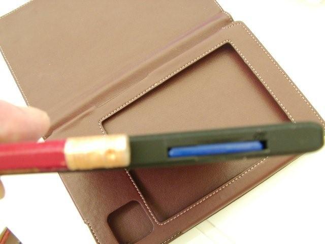 Liseuse, épaisseur d'un crayon
